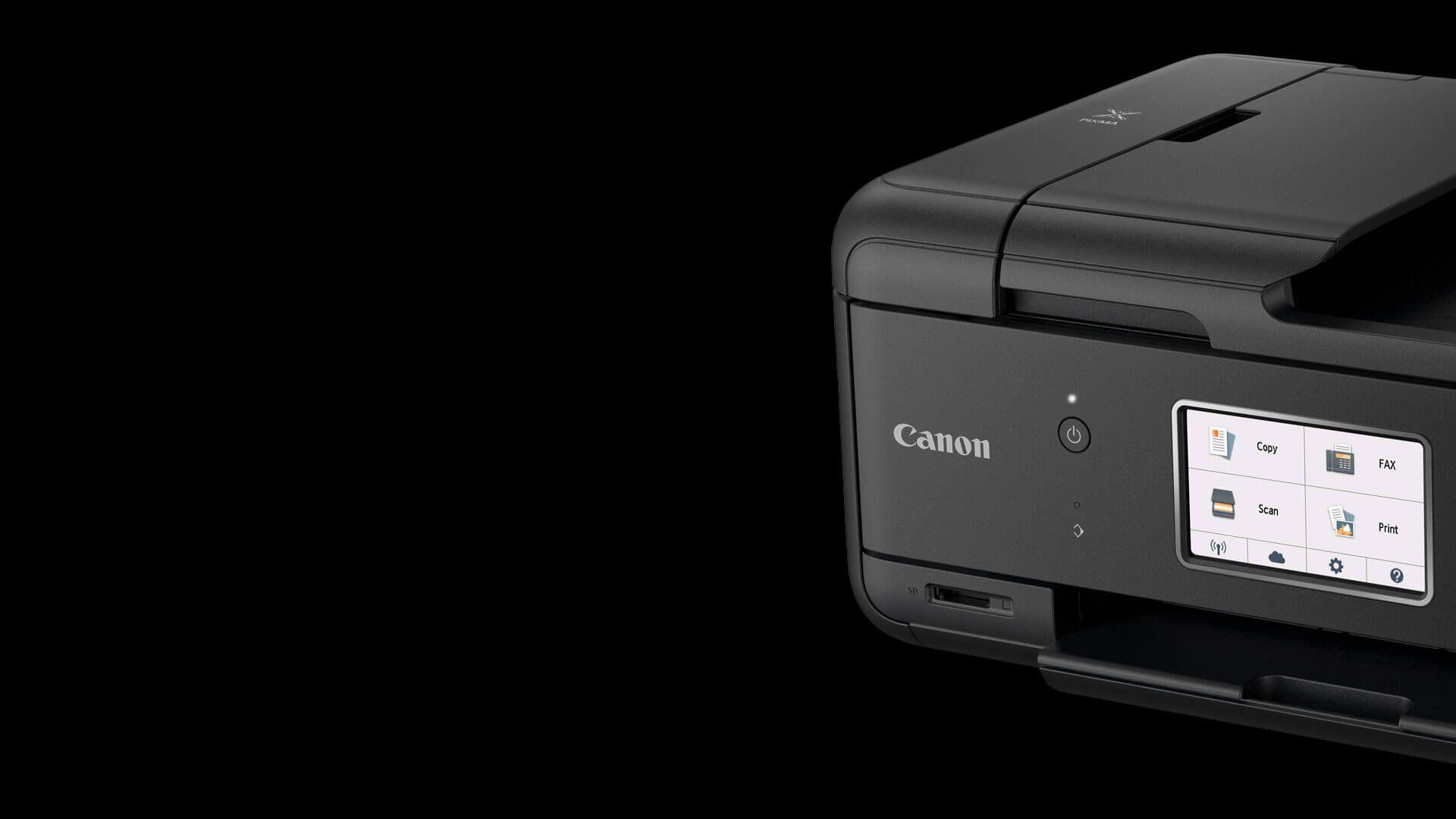 PIXMA TR8550 - Printers - Canon Europe
